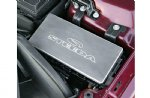 steeda billet polished aluminum fuse box covers for 05 10 mustang rh c f m com