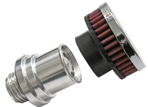 Oil Cap w/ One-Way Breather - Anyone Used This? - Ford