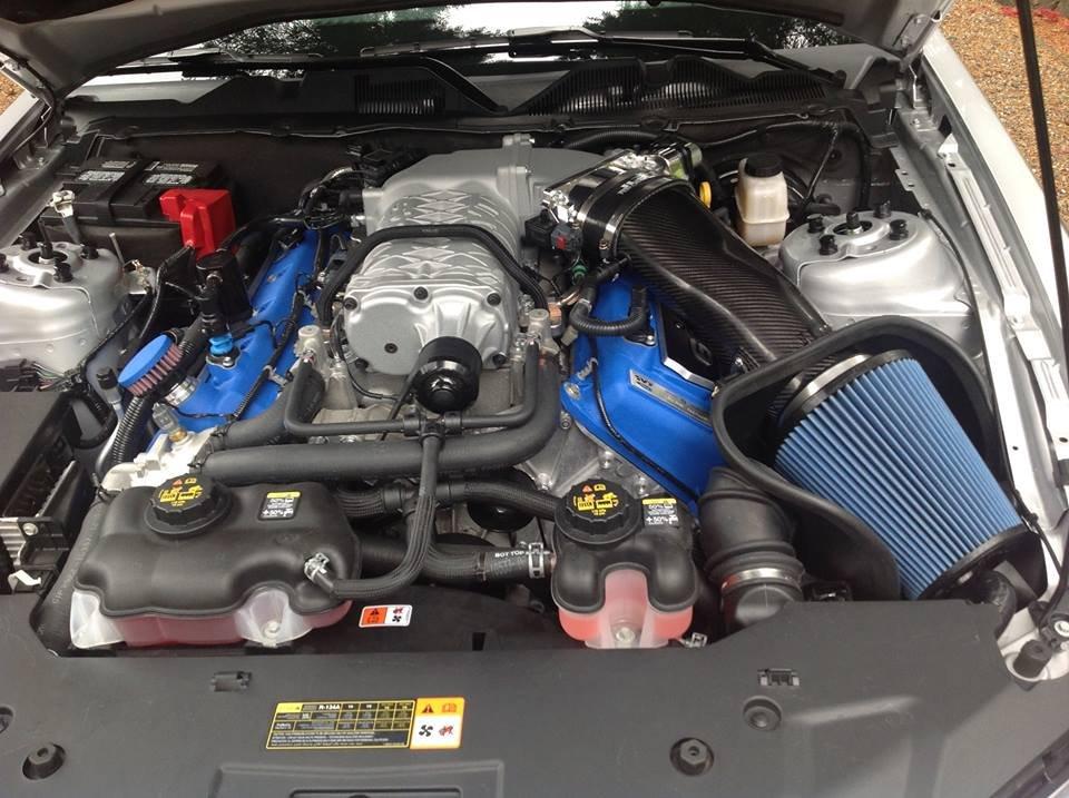 Grommets 5.4 4V DOHC SVT COBRA Billet Valve Cover Hold Down Inserts 4.6
