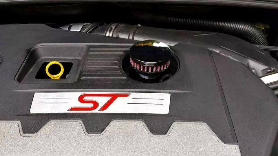 Cfm Baffled Billet Valve Cover Breather Kit For 201318 Focus Stst250rhcfm: Ford Focus St Engine Cover Carbon Wiring Harness At Gmaili.net