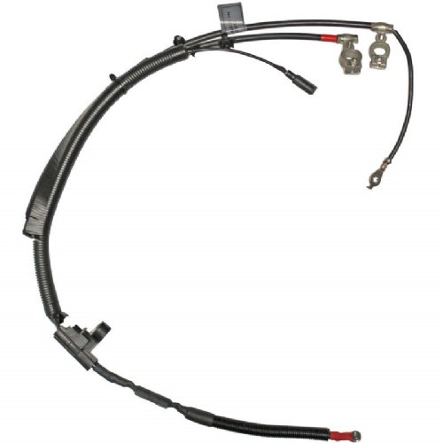 ford postive and negative battery terminal cables for  u0026 39 02
