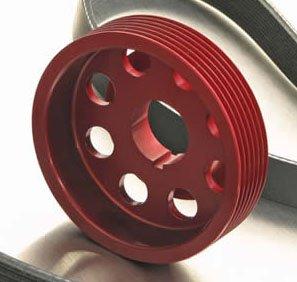FSWerks Crank Underdrive Pulley Kit for '00-04 Focus Zetec/SVT/ST170