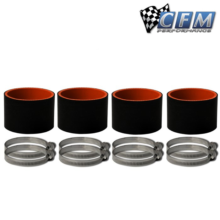CFM SVT ST170 Focus Intake Manifold Silicone Hose and Stainless Clamp Upgrade