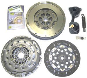 Luk Replacement Oem Clutch Kit And Dual Mass Flywheel For