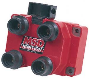 Msd Detail on Honda Fit Ignition Coil