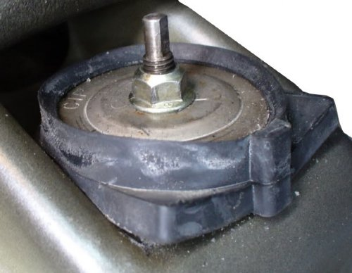 2003 Ford Focus Engine Shock Mount Problems And