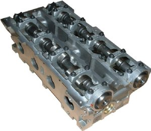 TAKE OFF Ford Cylinder Head For 00 04 Focus Zetec Exc SVT P808 on 2001 mustang v6 suspension