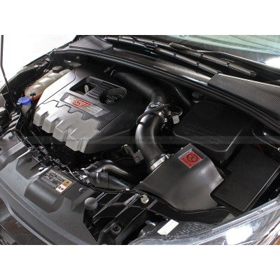 Focus St Cold Air Intake >> Afe Takeda Stage 2 Cold Air Intake System Cover For 2013 18 Focus St St250